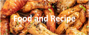 Food and Recipe